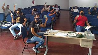 CREF16/RN FAZ ENTREGA DE CÉDULAS DE IDENTIDADE PROFISSIONAL EM CAICÓ