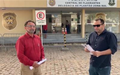 CREF16/RN E CRN-6 DENUNCIAM CASO DE EXERCÍCIO ILEGAL DAS DUAS PROFISSÕES EM NATAL